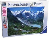 Puzzle 1000 Ravensburger 159031 Auto Pocztowe na Przełęczy