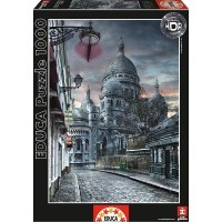 Puzzle 1000 Educa 15980 Paris - Montmartre