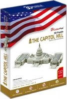 Puzzle 3D CubicFun 132 Capitol - MC074h