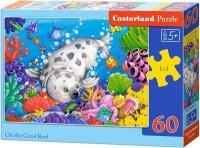 Puzzle 60 Castorland B-06892 Rafa Koralowa