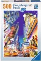Puzzle 500 Ravensburger 146482 Kolorowy Times Square