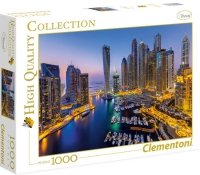 Puzzle 1000 Clementoni 39381 Dubaj
