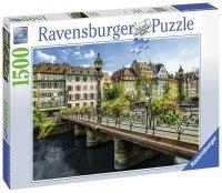 Puzzle 1500 Ravensburger 163571 Strasburg