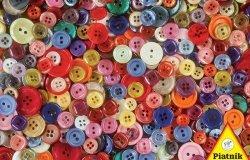 Puzzle 1000 Piatnik P-5687 Guziki