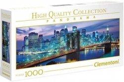 Puzzle 1000 Clementoni 39434 New York Brooklyn Bridge - Panorama