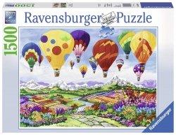 Puzzle 1500 Ravensburger 163472 Kolorowe Balony