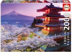 Puzzle 2000 Educa 16775 Mount Fuji - Japan