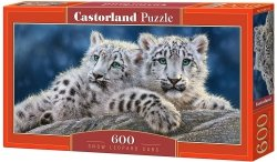 Puzzle 600 Castorland B-060115 Lamparty