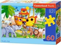 Puzzle 60 Castorland B-06861 Arka Noego