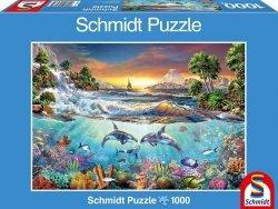 Puzzle 1000 Schmidt 58173 Podwodny Raj