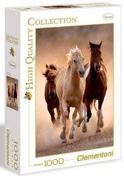 Puzzle 1000 Clementoni 39168 Konie w Galopie