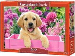 Puzzle 500 Castorland B-52226 Pies - Labrador
