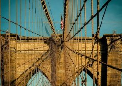 Puzzle 1000 Piatnik P-5463 Brooklyn - Most