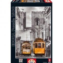 Puzzle 1500 Educa 16311 Dzielnica Alfama - Lisbona