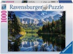 Puzzle 1000 Ravensburger 193677 Jezioro Eibsee