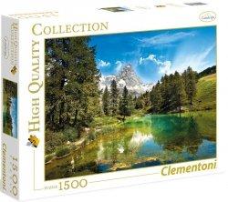 Puzzle 1500 Clementoni 31680 Jezioro - Blue Lake