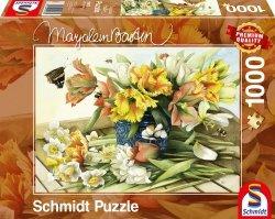 Puzzle 1000 Schmidt 59573 Marjolein Bastin - Wiosenne Kwiaty
