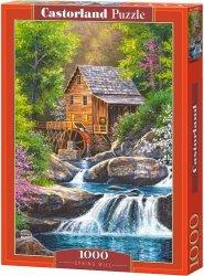 Puzzle 1000 Castorland 104055 Młyn Wodny