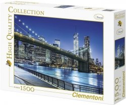 Puzzle 1500 Clementoni 31804 HQ - New York