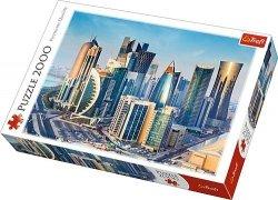 Puzzle 2000 Trefl 27084 Doha - Katar