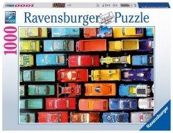 Puzzle 1000 Ravensburger 197231 Kolekcja Aut