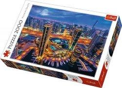 Puzzle 2000 Trefl 27094 Dubaj
