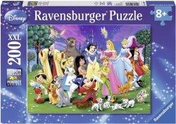 Puzzle 200 Ravensburger 126989 Disney