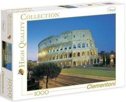 Puzzle 1000 Clementoni 30768 Colosseum - Rzym