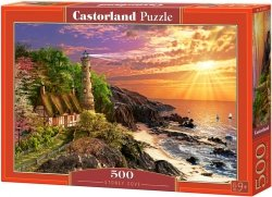 Puzzle 500 Castorland B-52615 Latarnia Morska -  Stoney Cove