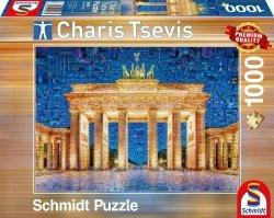 Puzzle 1000 Schmidt 59578 Charis Tsevis - Berlin