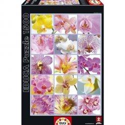 Puzzle 1500 Educa 16302 Kwiaty