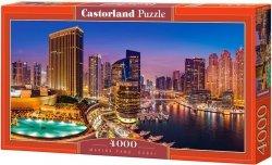 Puzzle 4000 Castorland C-400195 Dubaj - Marina Pano