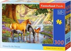 Puzzle 300 Castorland B-030286 Konie
