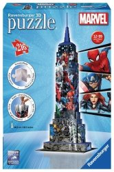 Puzzle 3D 216 Ravensburger 125173 Empire State Building