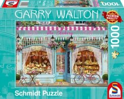 Puzzle 1000 Schmidt 59603  Garry Walton - Piekarnia