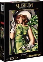Puzzle 1000 Clementoni 39332 Museum - Modern Art Lempicka