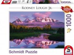 Puzzle 1000 Schmidt 59386 Rodney Lough Jr. - Park Grand Teton - Wyoming
