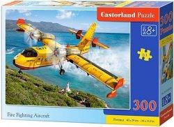Puzzle 300 Castorland B-030026 Samolot - Fire Fighting Aircraft