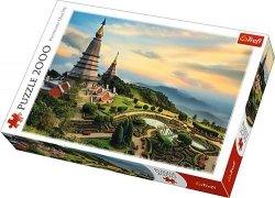 Puzzle 2000 Trefl 27088 Bajkowe Chiang Mai