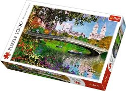 Puzzle 1000 Trefl 10467 New York - Central Park