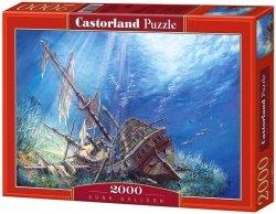 Puzzle 2000 Castorland C-200252 Sunk Galleon