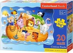 Puzzle 20 Maxi Castorland C-02245 Arka Noego