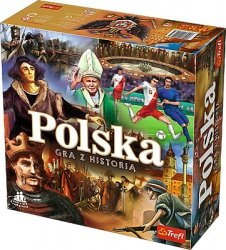 Gra Planszowa - Trefl - Polska - Gra z Historią 01423