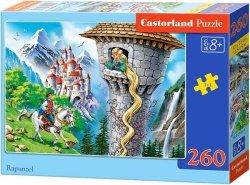 Puzzle 260 Castorland B-27453 Roszpunka
