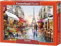 Puzzle 1500 Castorland C-151288 Paryż - Flower Shop