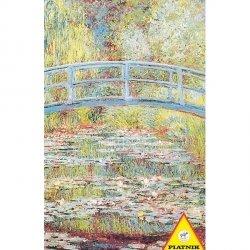 Puzzle 1000 Piatnik P-5346 Monet - Japoński Mostek