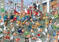 Puzzle 1000 Piatnik P-5372 Ruyer - Accidents - Emergencies