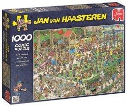 Puzzle 1000 Jumbo 01599 Szalone Dzieci - Jan van Haasteren