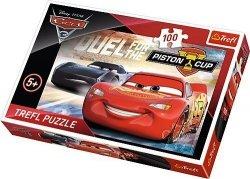 Puzzle 100 Trefl T-16313 Auta - Cars 3