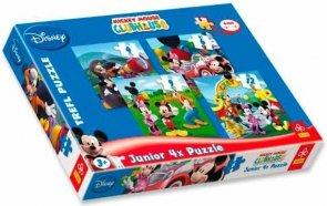 Puzzle Junior Trefl T-36105 Myszka Miki